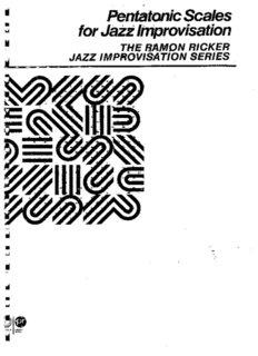 Ramon Ricker - Pentatonic Scales for Jazz Improvisation.pdf
