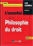 L'essentiel de la philosophie du droit