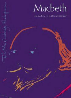 Macbeth (The New Cambridge Shakespeare)