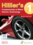 Hillier's fundamentals of motor vehicle technology. Book 1