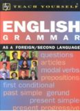 Teach Yourself English Grammar as a Foreign / Second Language