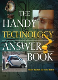 The Handy Technology Answer Book