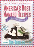 America's Most Wanted Recipes Just Desserts: Sweet Indulgences from Your Family's Favorite Restaurants America's Most Wanted Recipes Series