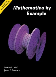 Mathematica by Example [Abell & Braselton].pdf