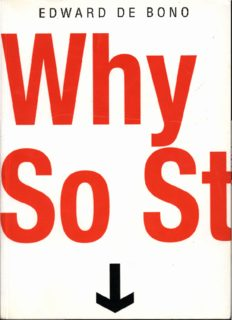 Why So Stupid?: How the Human Race Has Never Really Learned to Think