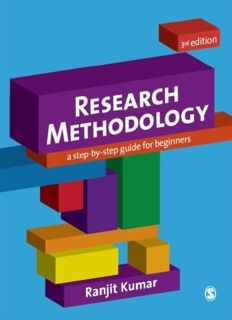 Research Methodology, A step-by-step guide for beginners