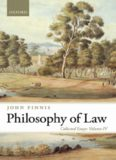 Philosophy of Law: Collected Essays Volume IV