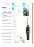 Tait Orca 5015 User's Manual - Home - Tait Support site