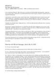 MEGACITIES Two texts by Ginu Kamani