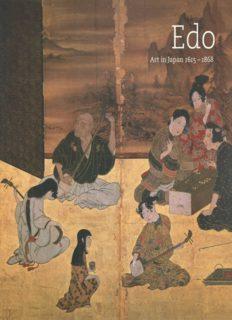 Edo: Art in Japan, 1615-1868. National Gallery of Art