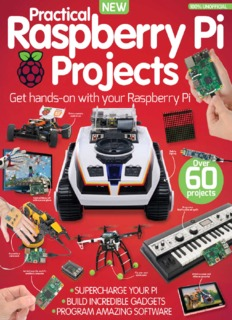 Practical Raspberry Pi Projects 2nd ED