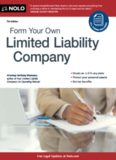 Form Your Own Limited Liability Company, 7th Edition