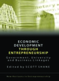 Economic Development Through Entrepreneurship: Government, University And Business Linkages (New Horizons in Entrepreneurship)