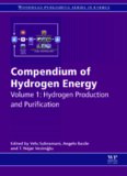 Compendium of Hydrogen Energy volume 1: Hydrogen Production and Purification