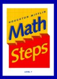 Math Steps Level 7 (Grade 7)