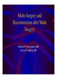 Mohs Surgery and Reconstruction after Mohs Surgery