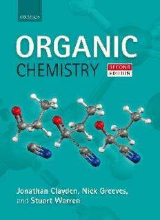 organic chemistry clayden 2nd edition