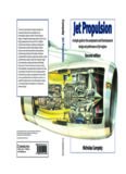 Jet Propulsion : A Simple Guide to the Aerodynamic and Thermodynamic Design and Performance of Jet Engines