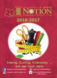 Sewing, Quilting, Embroidery ... and sew much more!