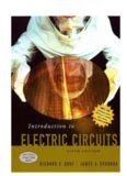 Introduction to Electric Circuits [SOLUTIONS MANUAL]