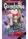 Give Yourself Goosebumps 15- please dont feed the vampire