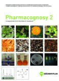 Pharmacognosy 2