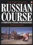 The New Penguin Russian Course: A Complete Course for Beginners (Penguin Handbooks)