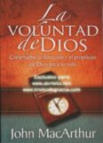 La Voluntad de Dios - John MacArthur