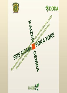 Curso Poka Yoke, Kaizen, Gemba, Seis Sigma