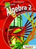 California Algebra 2 (MGH Glencoe, 2007)()(O)(1133s)
