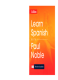 Paul Noble Learn Spanish - Collins