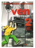 Curso De Español Para Extranjeros Nuevo Ven 2 - Libro de Ejercicios