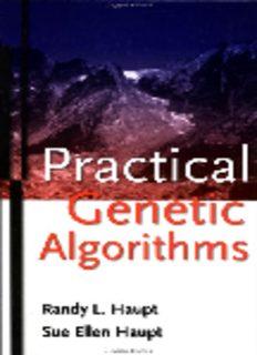 Practical Genetic Algorithms - Randy L. Haupt, Sue Ellen Haupt.pdf