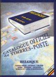 Catalogue officiel de timbres-poste 1849-1999 Belgique, Congo Belge, Ruanda-Urundi, Zaïre, Rwanda, Burundi, Europa et idées européennes