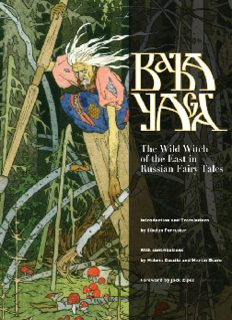Baba Yaga : the wild witch of the East in Russian fairy tales