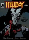 Hellboy The Sleeping And The Dead #1 Mike Mignola Cover