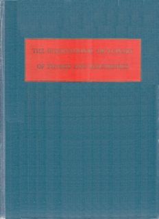 International Dictionary of Physics and Electronics: English, French, German, Russian, Spanish