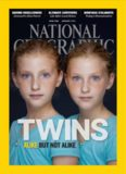 National Geographic Jan 2012 (Twins: Alike But Not Alike) volume 221