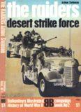 Ballantine Campaign Book No. 2. The Raiders. Desert Strike Force
