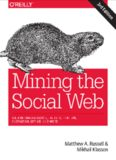 Mining the Social Web Data Mining Facebook Twitter LinkedIn Instagram