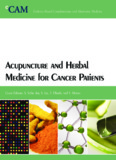 Acupuncture and Herbal Medicine for Cancer Patients