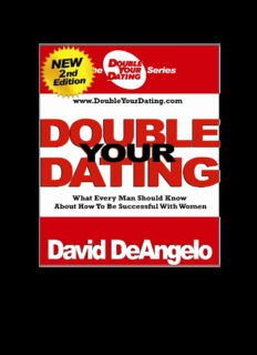 Double Your Dating Second Edition