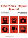 Electronics Repair Manual By Gene B. Williams, Joseph Desposito.pdf