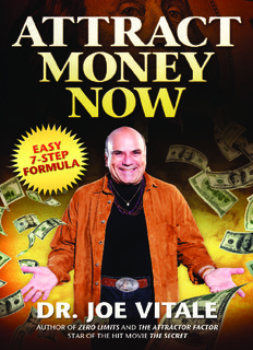 Attract Money Now – Joe Vitale - Liviu Pasat