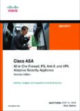 Cisco ASA All-in-One Firewall, IPS, Anti-X, and VPN Adaptive Security Appliance, Second Edition