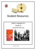 Lord of the Flies Student Resources