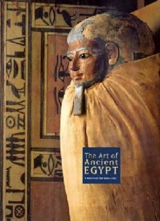 Art of Ancient Egypt: A Resource for Educators