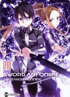 sword art online vol 10 – alicization running