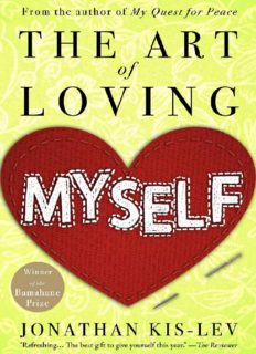 How to Love Yourself - The Art of Loving Myself