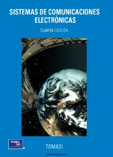 Sistemas de comunicaciones electronicas -Tomasi (4ta Edición)